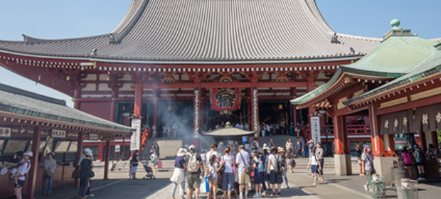 浅草浅草寺|観光地