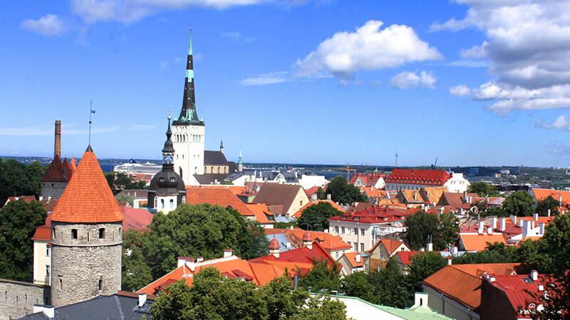 タリン(エストニア)